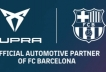 Cupra, Official Automotive Partner of FC Barcelona